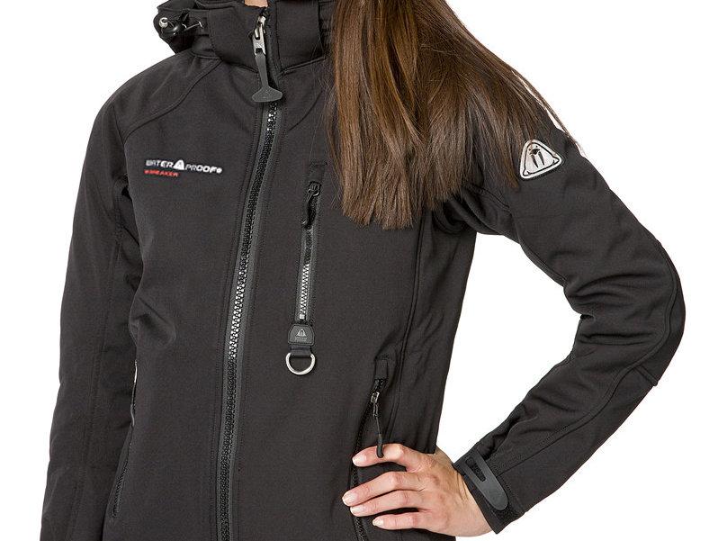 Waterproof Wind Breaker Jacket Womens