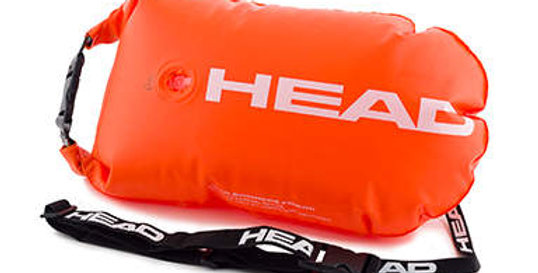 Head Safety Buoy with extra dry bag
