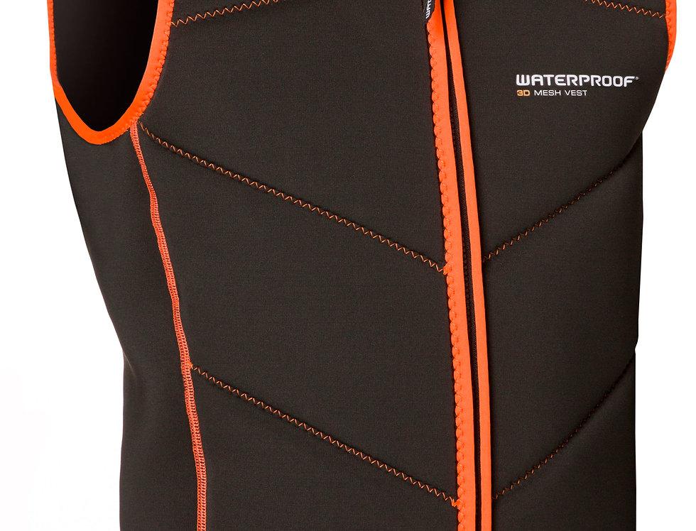 Waterproof 3D Mesh Vest Mens