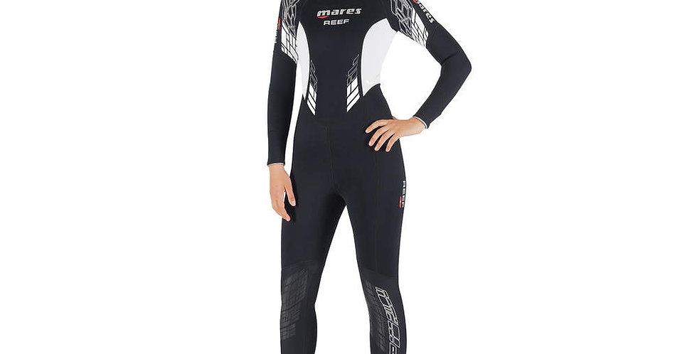 Mares Wetsuit Reef Full Suit 3mm Womens