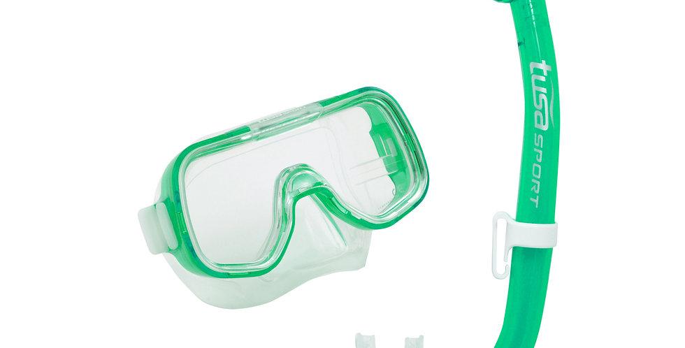 TUSA Mini Kleio Junior Mask & Snorkel Set - Junior