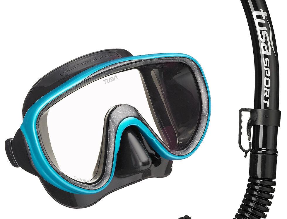 TUSA Serene Mask & Snorkel Set - Adult