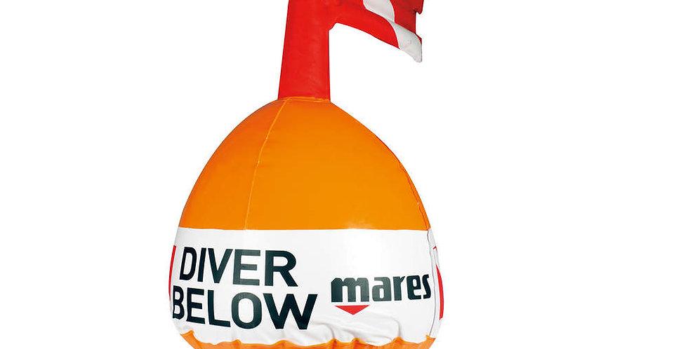 Mares Surface Marker Buoy Standard