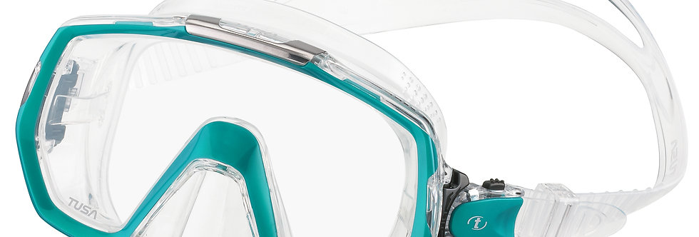 Freedom Elite Mask (Clear silicone skirt)