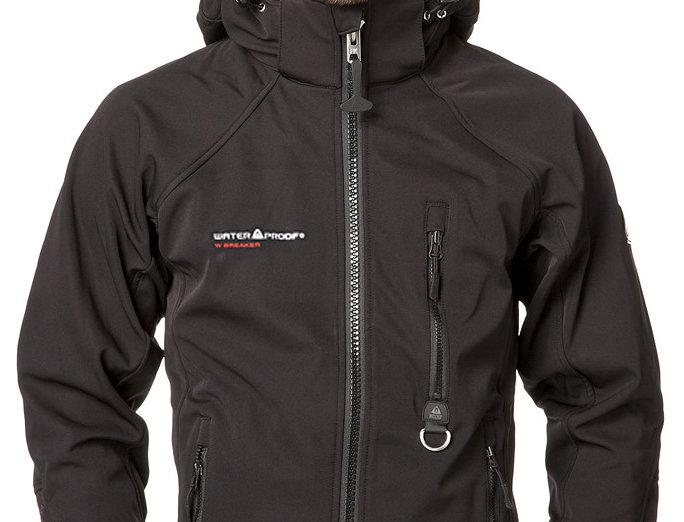 Waterproof Wind Breaker Jacket Mens