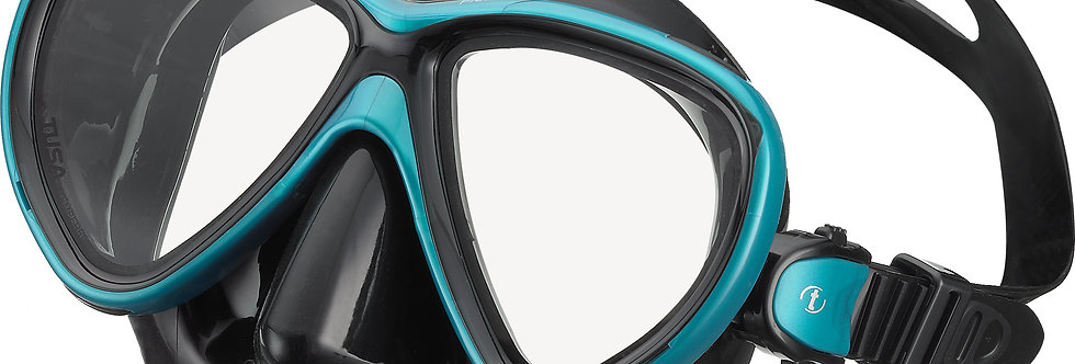 Freedom One Mask (Opaque silicone skirt)