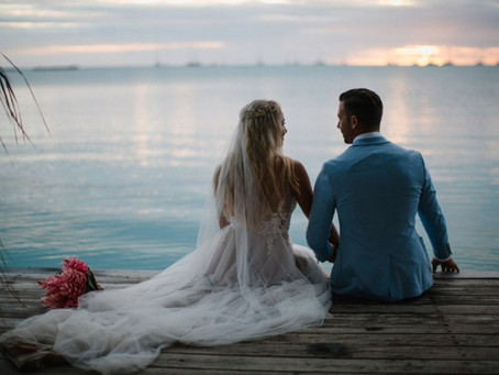Real Wedding // Soni + Brodie // Fiji Wedding