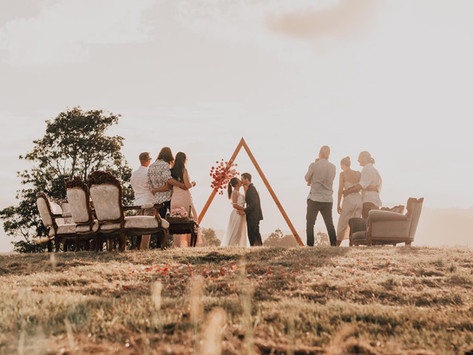The Rise of the Small Wedding