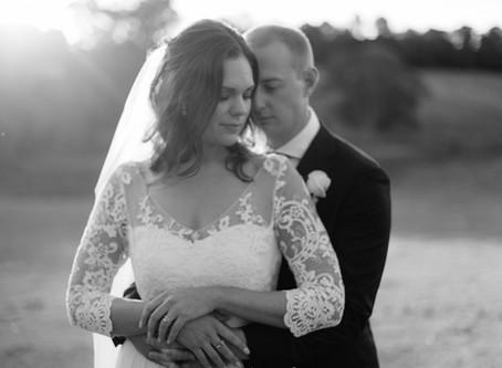Real Wedding // Sally + Matt