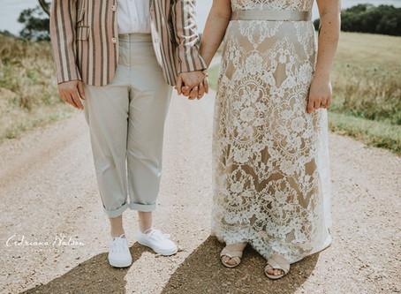 Real Wedding || Ash + Megan