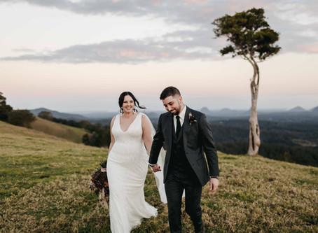 Real Wedding || Requelle + Mark