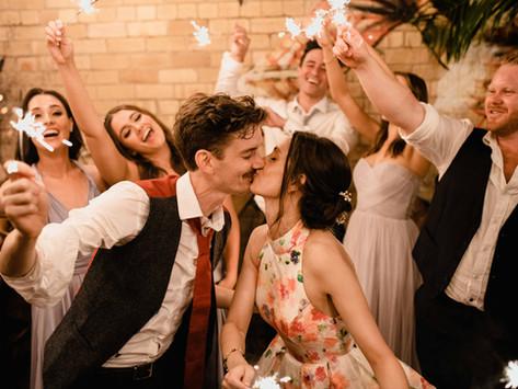 Real Wedding: Lauren + Anthony