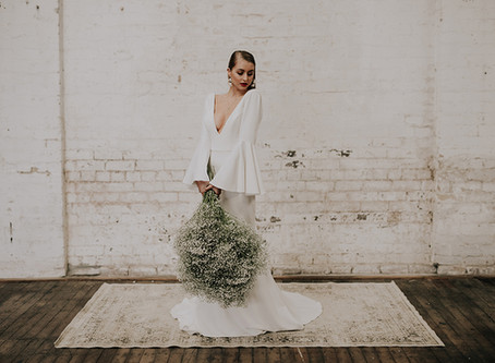10 of Our Favourite Wedding Trends for 2019