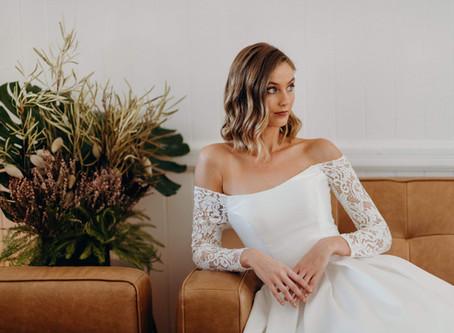 Inspo || Wedding Dress Fashion Trends 2020