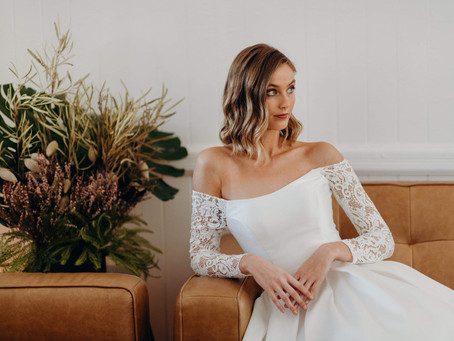 Inspo || Wedding Dress Fashion Trends 2020
