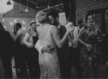 Real Wedding // Stephanie + Matt