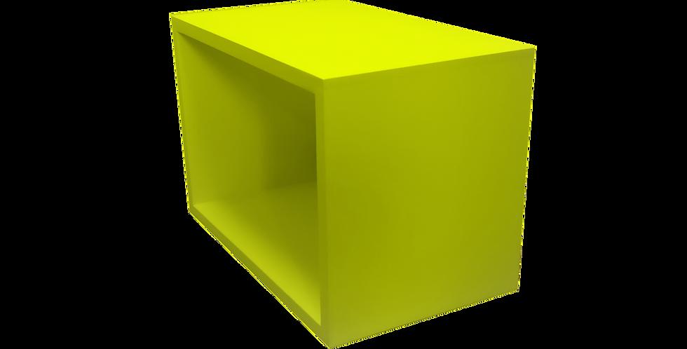 "7"" Singles Half Blox Yellow"