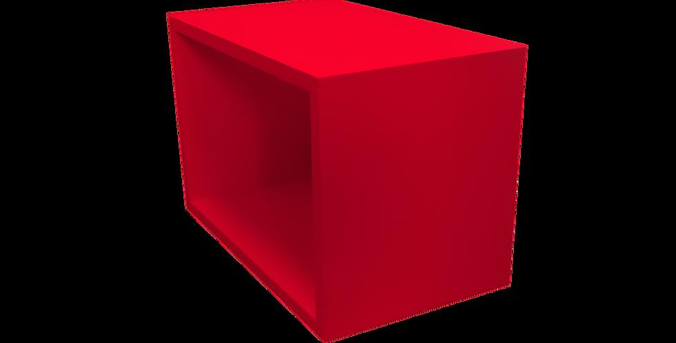 "7"" Singles Half Blox Red"