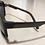 Thumbnail: Óculos de sol modelo Aviador Cinza c/ preto