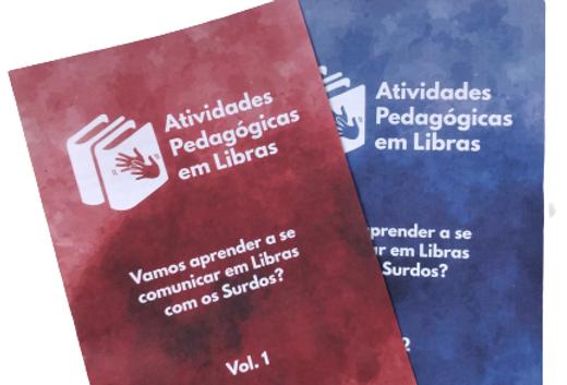 Caderno de Atividades Pedagógicas em Libras