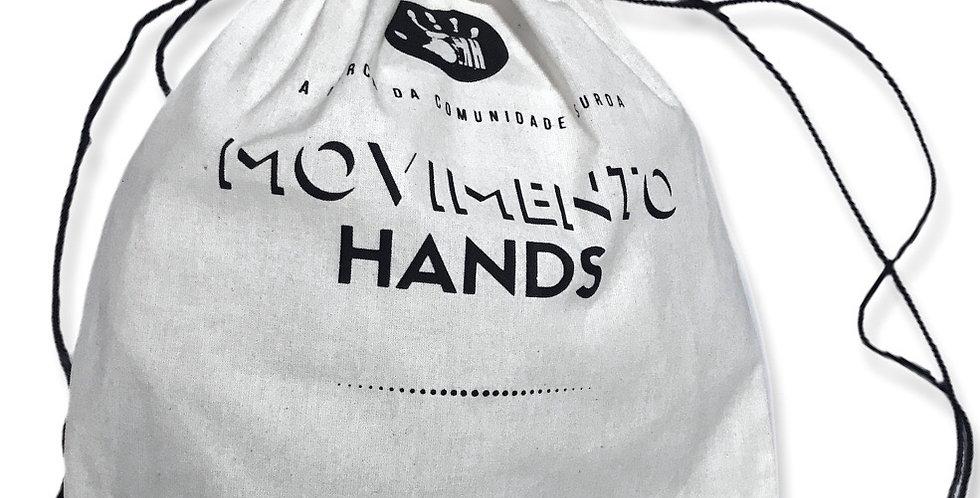 Sacochila Movimento Hands