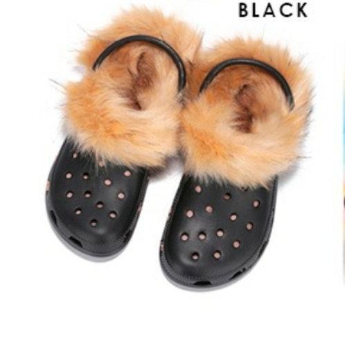 Fur Crocs