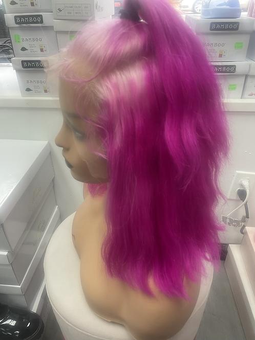 M J B Full Lace Wig