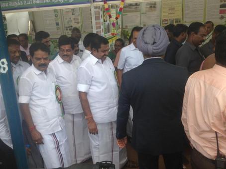 Exhibition at Thalaivasal
