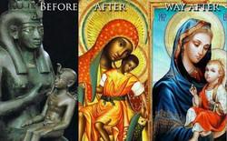 Aseta Isis_Vierges Noires_Vierges actuelles