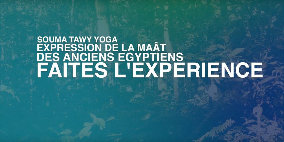 [Web-Conférence Gratuite] Souma Tawy Yoga des Pharaons