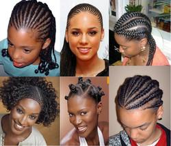 Femmes_Images coiffures