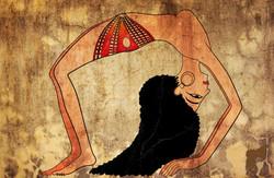 Egypte_Yoga_La roue