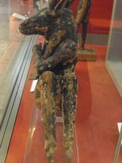 Bouc en torsion_British Museum
