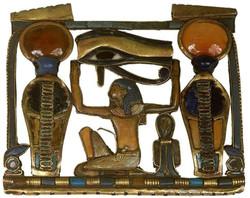Egypte_Bijou pendentif_Ka_Tit