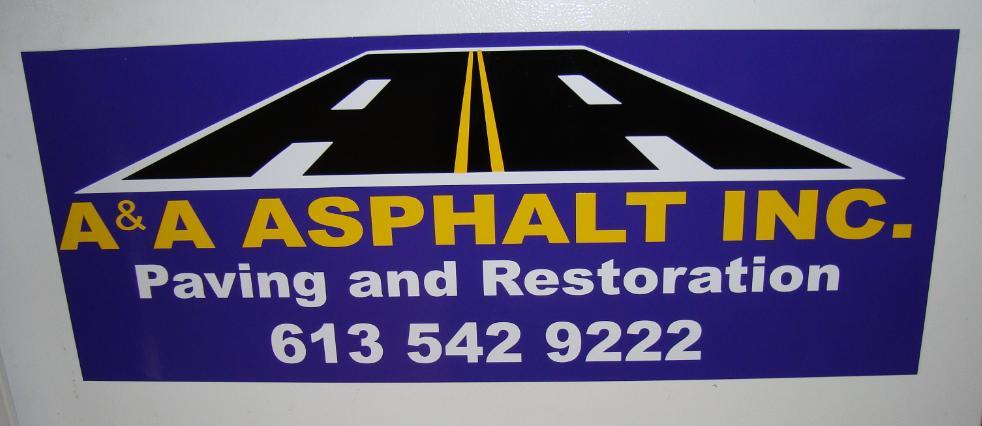A&A Asphalt magnetic
