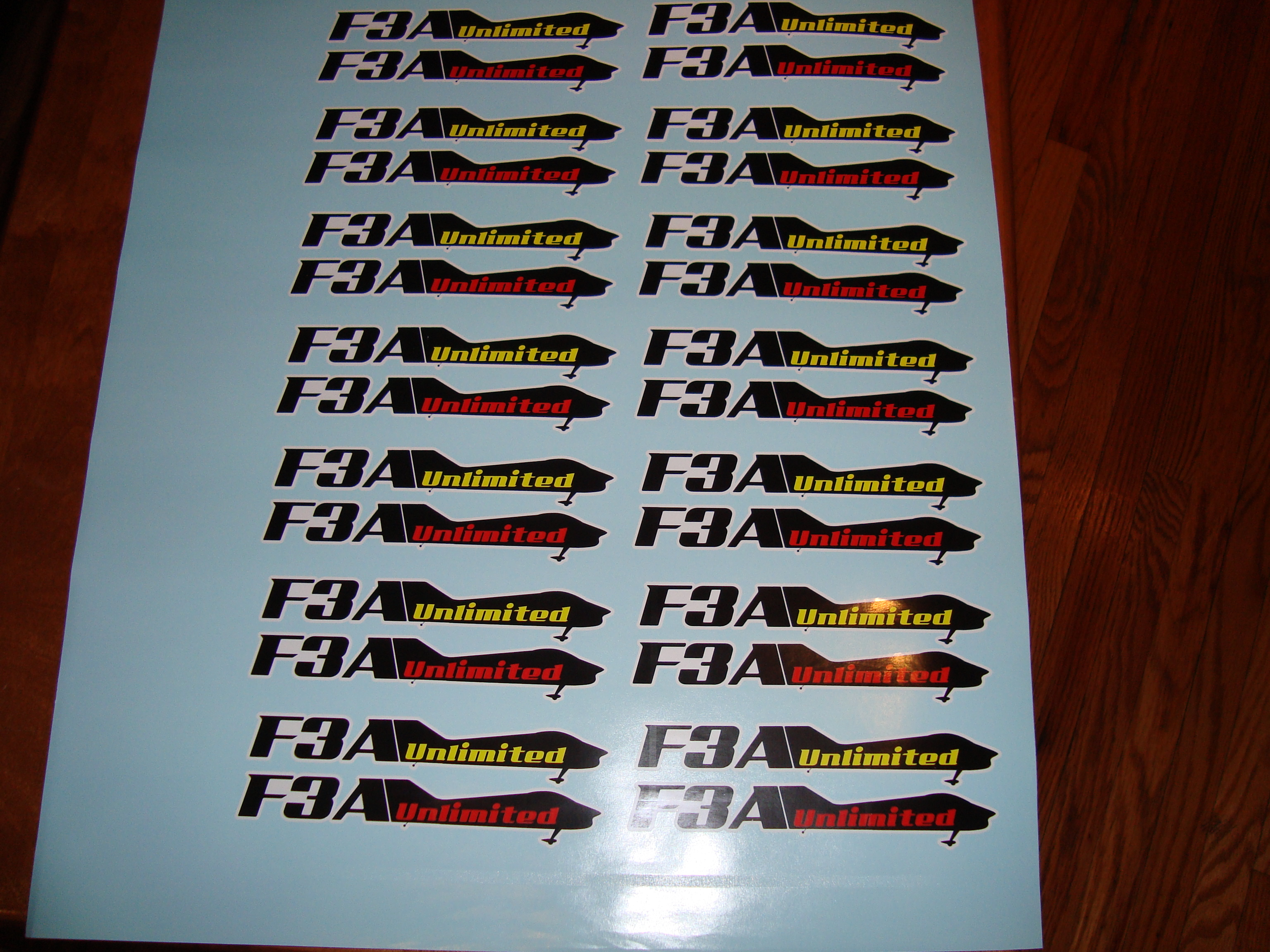 F3A Unlimited
