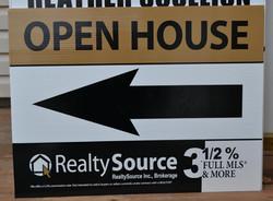 open house insert
