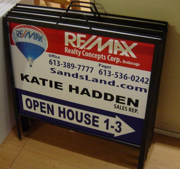 Open House A-Frames