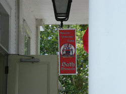 Bath Museum banner