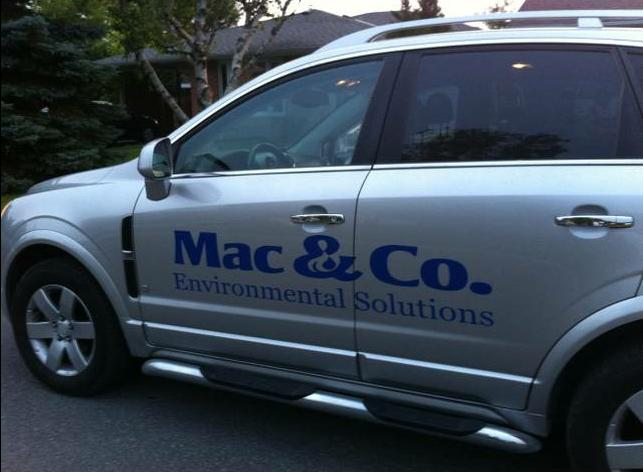 mac & Co car
