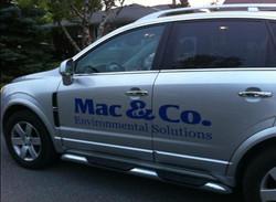 mac & Co car