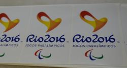 Rio 2016 Paralimpics sticker