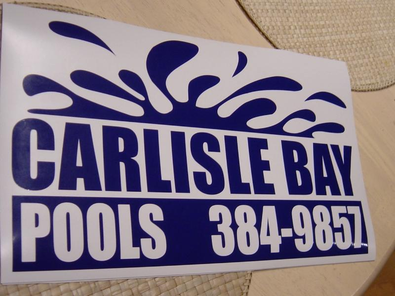 Carlisle Bay Magnetic