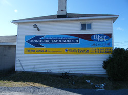 new subdivision banner