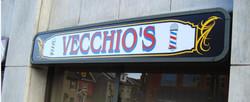 Barber Shop lstore front design