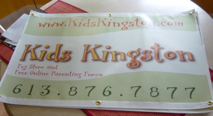 kids kingston banner