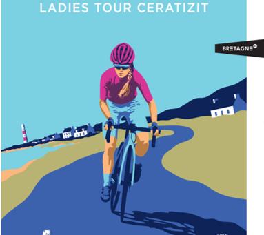 Le Programme du Bretagne Ladies Tour 2020