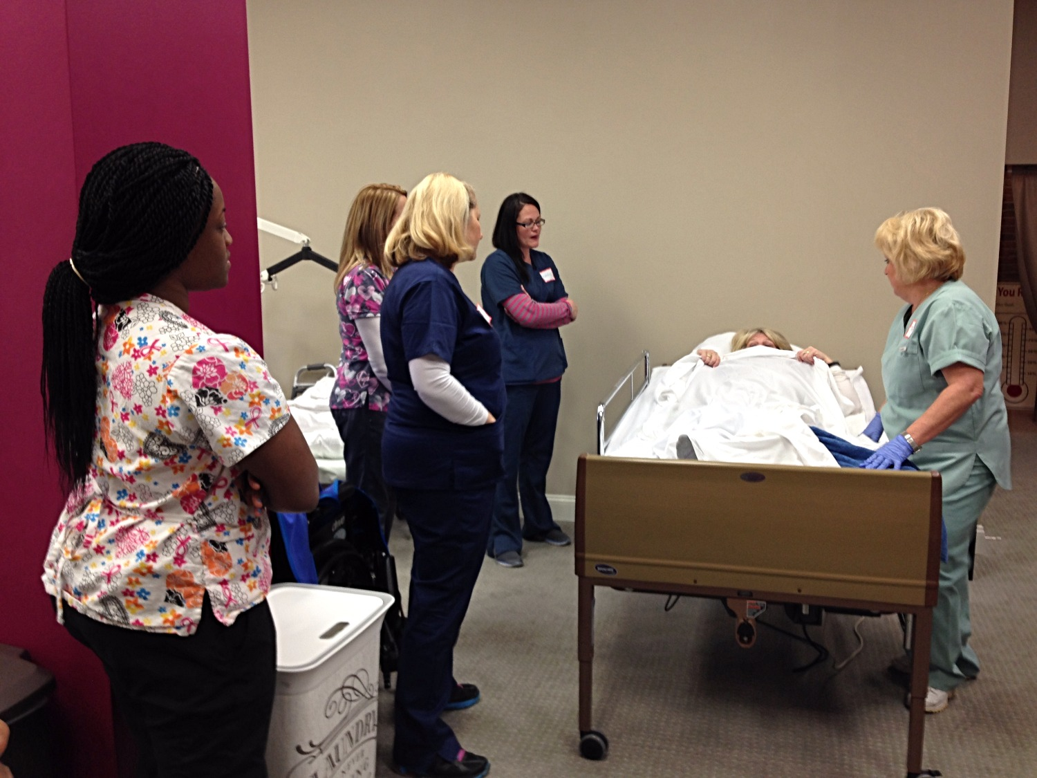 certified home health aide training