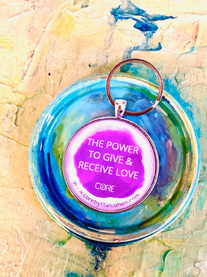 Give & Receive Love