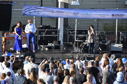 MC at Israel Independence Day